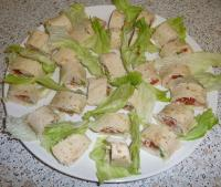 Sylvi´s Tortilla-Schnecken